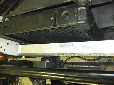 Radiator unit
