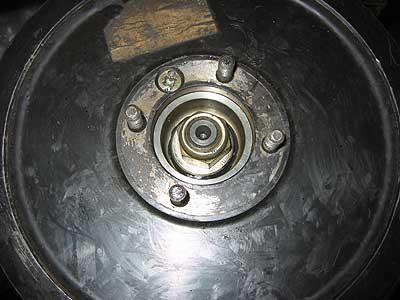 brake drum land rover