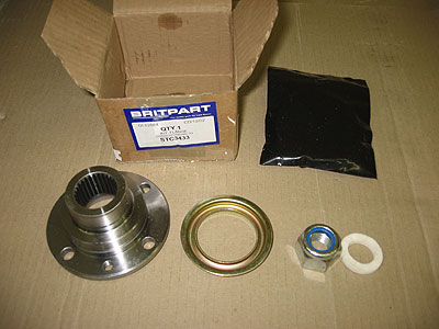 britpart land rover parts
