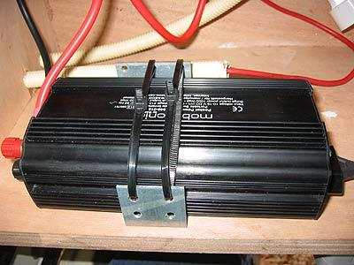 12v - 220v inverter