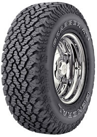 Land Rover Tyre