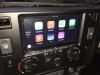 Apple CarPlay into Land Rover Defender