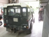 Land Rover restauration