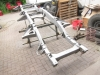 New galvanised chassis Land Rover 110