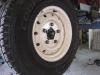 Wolf Rim Land Rover
