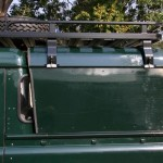 Land Rover Defender Td5 DC rear body