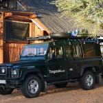Land Rover Td5 at Bitterpan