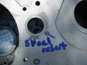 Steel sleeved Ashcroft LT230 transfer box