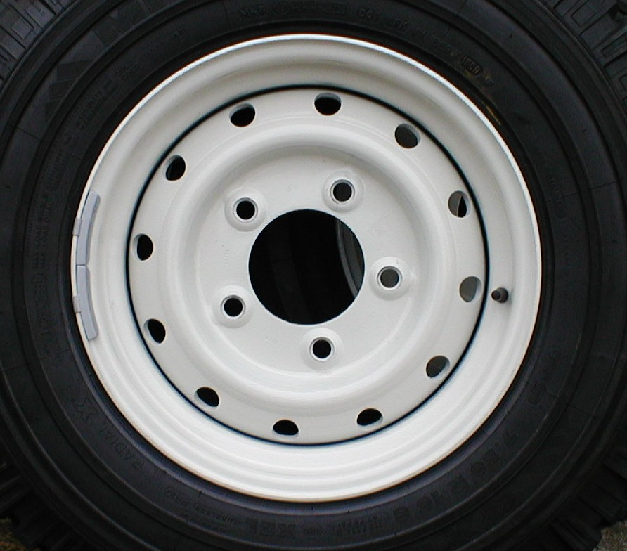 Land Rover Tire Size Calculator