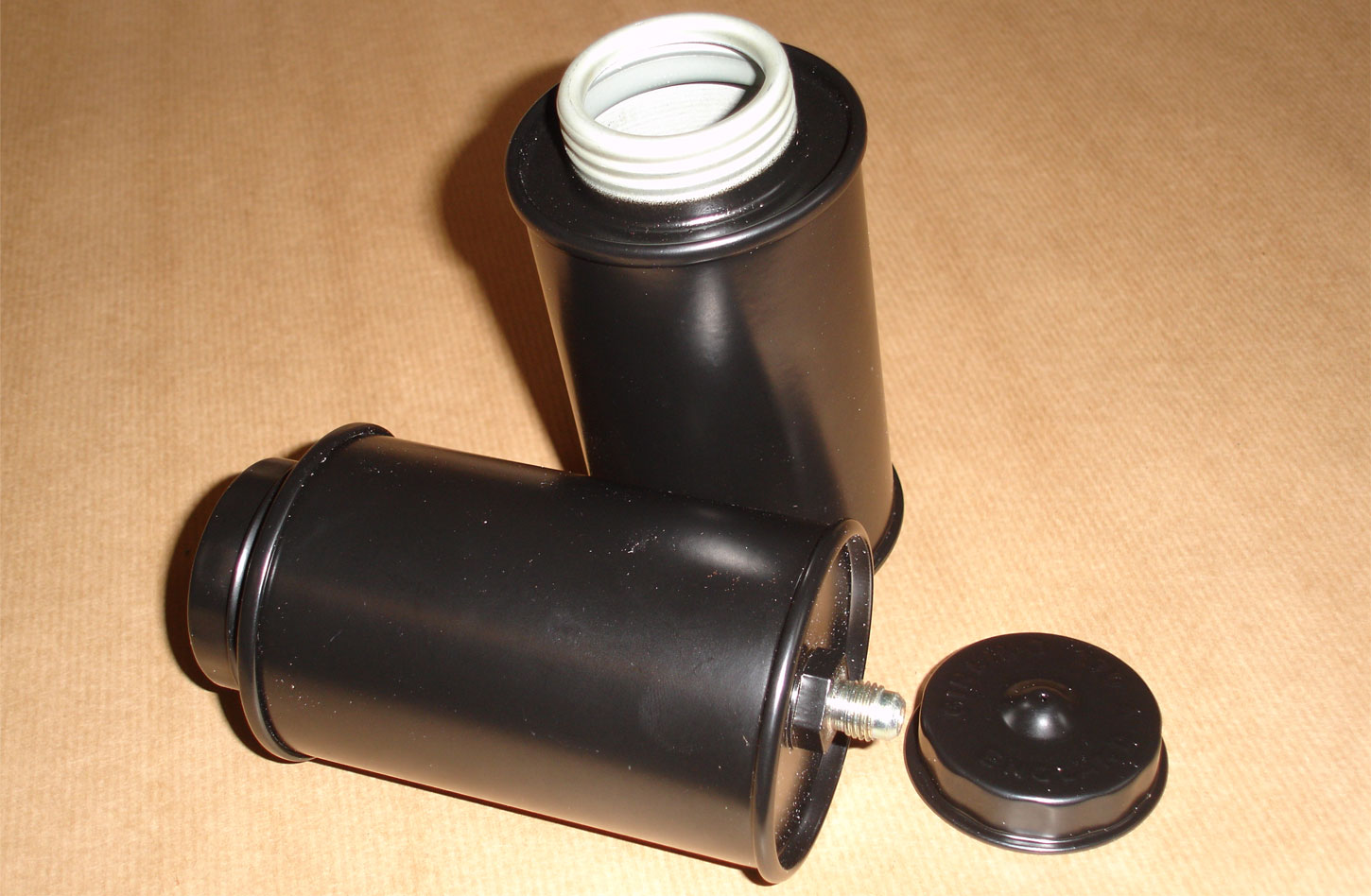 Pegasus Series 1 and 2 clutch and brake reservoir