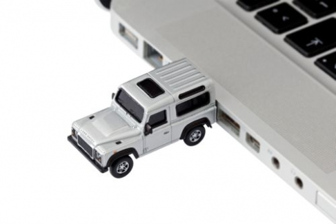 Land Rover Defender USB Stick 4GB