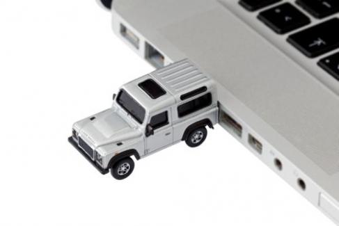 Land Rover Defender USB Stick 4GB
