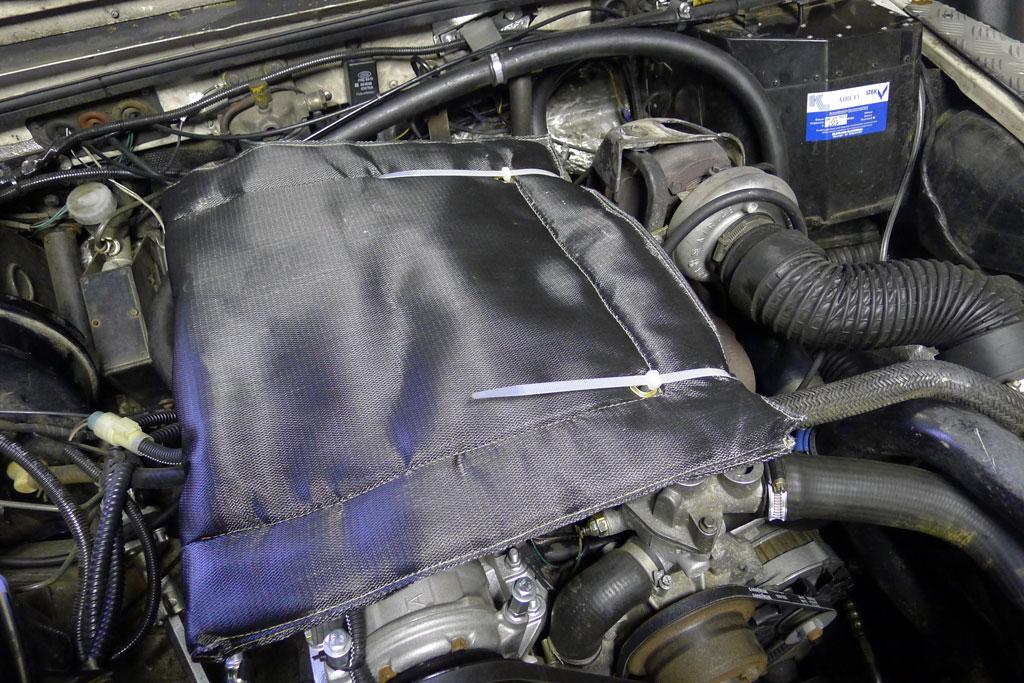 Noise Killer Engine Blanket