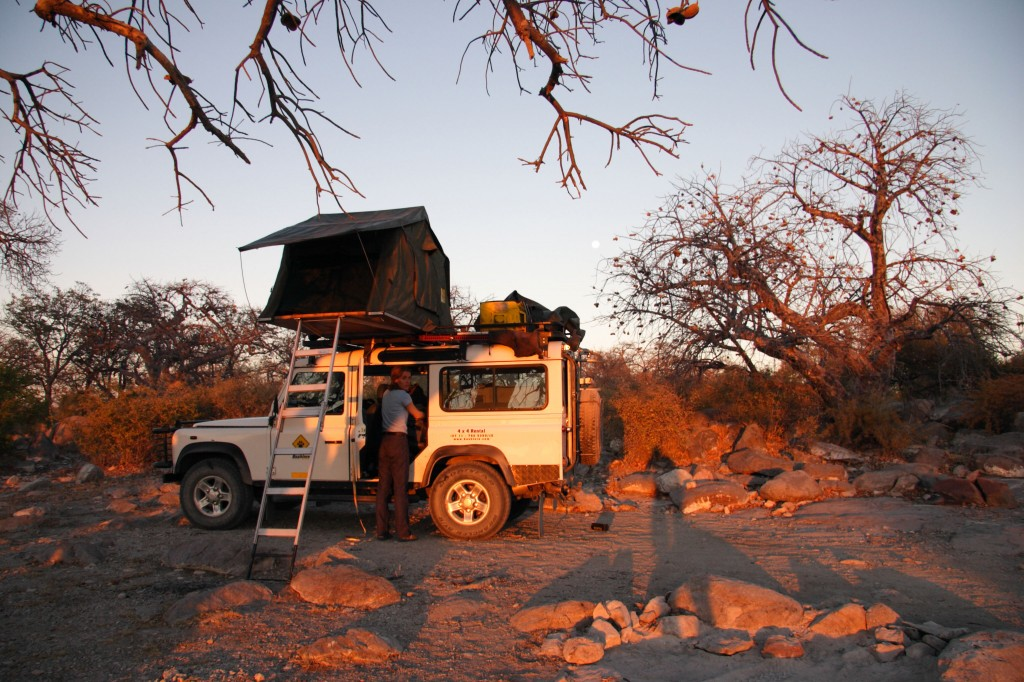 Land Rover Botswana Self Drive Safari