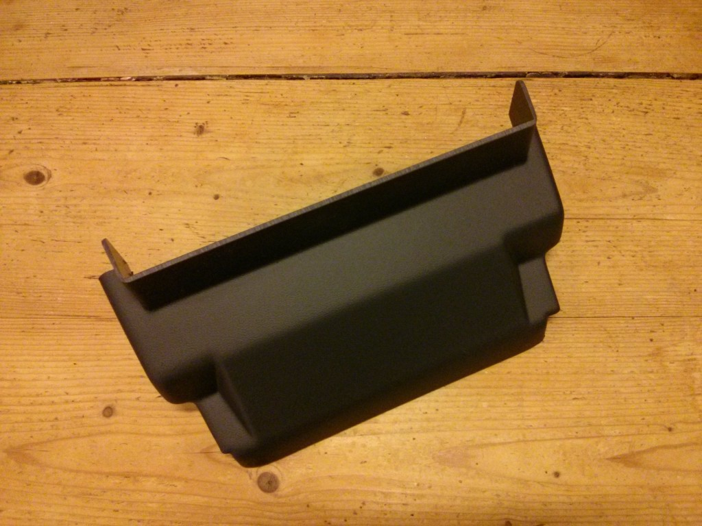 Land Rover Defender Puma Heater Deflector