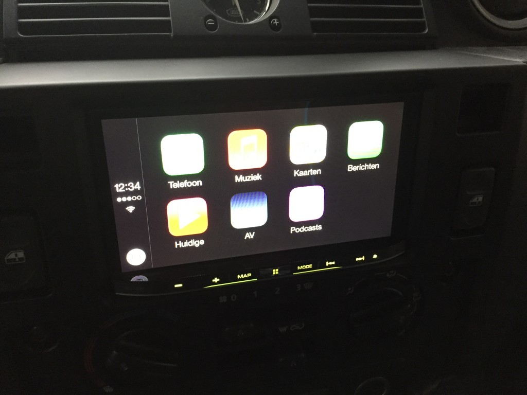 Apple CarPlay we are getting there!