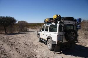 South Africa & Botswana Self Drive