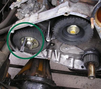 landroverweb com timing belt change 200tdi engine landroverweb comLand Rover Timing Belt #12